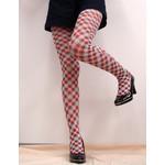Harajuku Style Check Tights/Leggings - Made in Japan