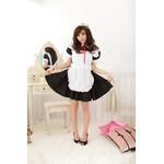 Basic Frilled Apron Maid's Cosplay Costume Set