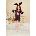 Bunny She Devil Camisole Cosplay Costume