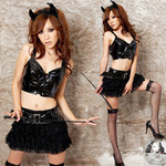 She-Devil Cosplay Costume