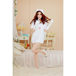 Basic Nurse Cosplay Costume with Gloves