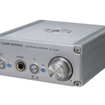 audio-technica DA Converter headphone amplifier 24bit/192kHZ AT-HA26D
