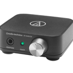 audio-technica USB headphone amplifier 24bit/96kHZ AT-HA40USB