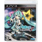 PS3 SEGA Miku Hatsune -Project DIVA- F Japan Import