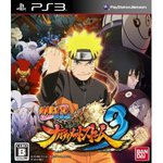 PS3 NARUTO Shippuden Narutimate Storm 3 Japan Import