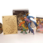 PS3 JoJo's Bizarre Adventure All-Star Battle Gold Experience BOX Limited Edition Japan Import