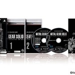 PS3 Konami 25th METAL GEAR SOLID THE LEGACY COLLECTION Japan Import