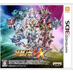 Nintendo 3DS LL Super Robot Wars Japan Import