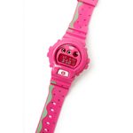 Casio G-SHOCK DW-6900 PEGLEG NYC Water Melon