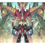 Tenga Toppa Gurren Lagann COMPLETE Blu-ray BOX (w/ Drama CD, Illustration Book)