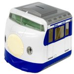 JR Shinkansen 0 series train Piggy money saving bank Sound gimmick
