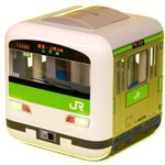 JR Yamanote Line train Piggy money saving bank Sound gimmick