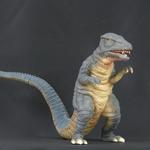 X-PLUS Toho Large Kaiju series Gorosaurus 1976 ver. vs Godzilla Complete Figure