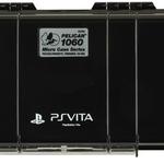 PELICAN 1060 BLACK MICRO CASE Waterproof dustproof for PlayStation (R) Vita