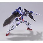 Bandai Metal Build Chogokin Gundam 00 Exia + Exia Repair REIII ACTION FIGURE