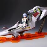 Rebuild of Evangelion Entry Plug Rei Ayanami Interior ver. 1/6 Complete Figure