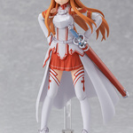 Max Factory figma SAO Sword Art Online Asuna Yuuki Complete Figure