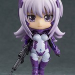 Good Smile Company Muv-Luv Alternative Total Eclipse Nendoroid Cryska Barchenowa Complete Figure