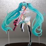FREEing 1/7 Racing Hatsune Miku 2012 ver. Vocaloid Complete Figure