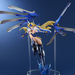 FREEing BLAZBLUE Chronophantasma Mu-12 1/8 Complete Figure