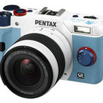 PENTAX Q10 Ayanami Rei Evangelion model EVA TYPE00 Limited Digital single-lens camera Japan Improt