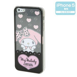 Sanrio My Melody Colorful LED illumination iPhone5 cover