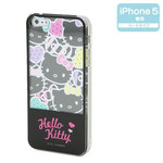 Sanrio Hello Kitty Colorful LED illumination iPhone5 cover