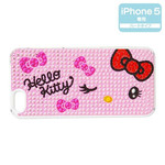 Sanrio Hello Kitty jewelry iPhone5 cover