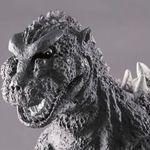 X-PLUS Toho Monster 30cm Series First Godzilla 1954 ver. Complete Figure (w/ Memorial plate)