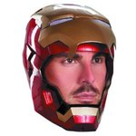 Iron Man 3 / Iron Man Mark 42 adult Cosplay helmet