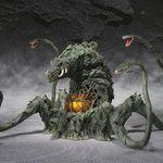 Bandai S.H.MonsterArts Biollante vs Godzilla Action Figure