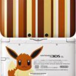 Pokemon Center 15th Anniversary Nintendo 3DS LL Eevee Edition Japan Import