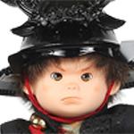 Samurai Armor Doll 【ICHIZO DOLL】 Honda Tadakatsu