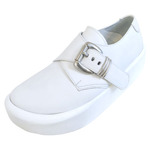 BELLY BUTTON No.8804 / White Monk Straps