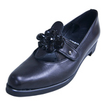 UNBILICAL No.252 / Bijoux Black smooth leather
