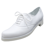 UNBILICAL No.251 / White smooth leather