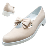 UNBILICAL No.250 / Pink nubuck leather