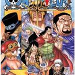 『ONE PIECE』 (popular Japanese manga)