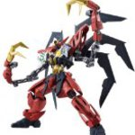 "Bandai Tamashii Nations Robot Spirits Gundam Virsago Chest Break ""Gundam X"" Action Figure"