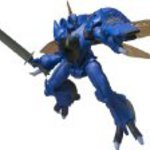 "Bandai Tamashii Nations Virunvee ""Dunbine"" Robot Spirits Action Figure"