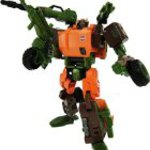 Transformers Legends series LG04 load Buster/TAKARATOMY