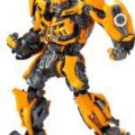 SCI-FI Revoltech Series No.038 Transformers Bumblebee (125 mm PVC Figure) [JAPAN]