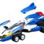 Megahouse Variable Action Series Cyber Formula - Super Asurada