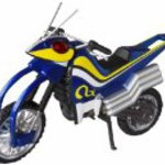 "Bandai Tamashii Nations S.H.Figuarts Acrobater Motorcycle ""Masked Rider"" Action Figure"
