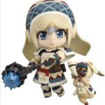 Good Smile Monster Hunter: Female Lagombi Nendoroid Action Figure