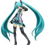Good Smile Character Vocaloid Series 01: Hatsune Miku - 1/8 Scale Pre-Painted PVC Figure (Re-run)