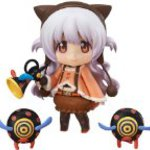 Good Smile Puella Magi Madoka Magica: The Rebellion Story: Nagisa Momoe Nendoroid Action Figure