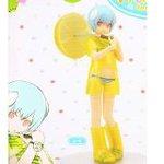 Evangelion EX Figure Fruits Punch feat.okama Rei single item