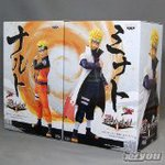 NARUTO-Naruto - Shippuden Shinobi Relations DX Figure ~ Shinobi Relations ~ 1 whole set of 2