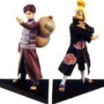 NARUTO-Naruto - Shippuden DXF figure ~ Shinobi Relations ~ 3 whole set of 2